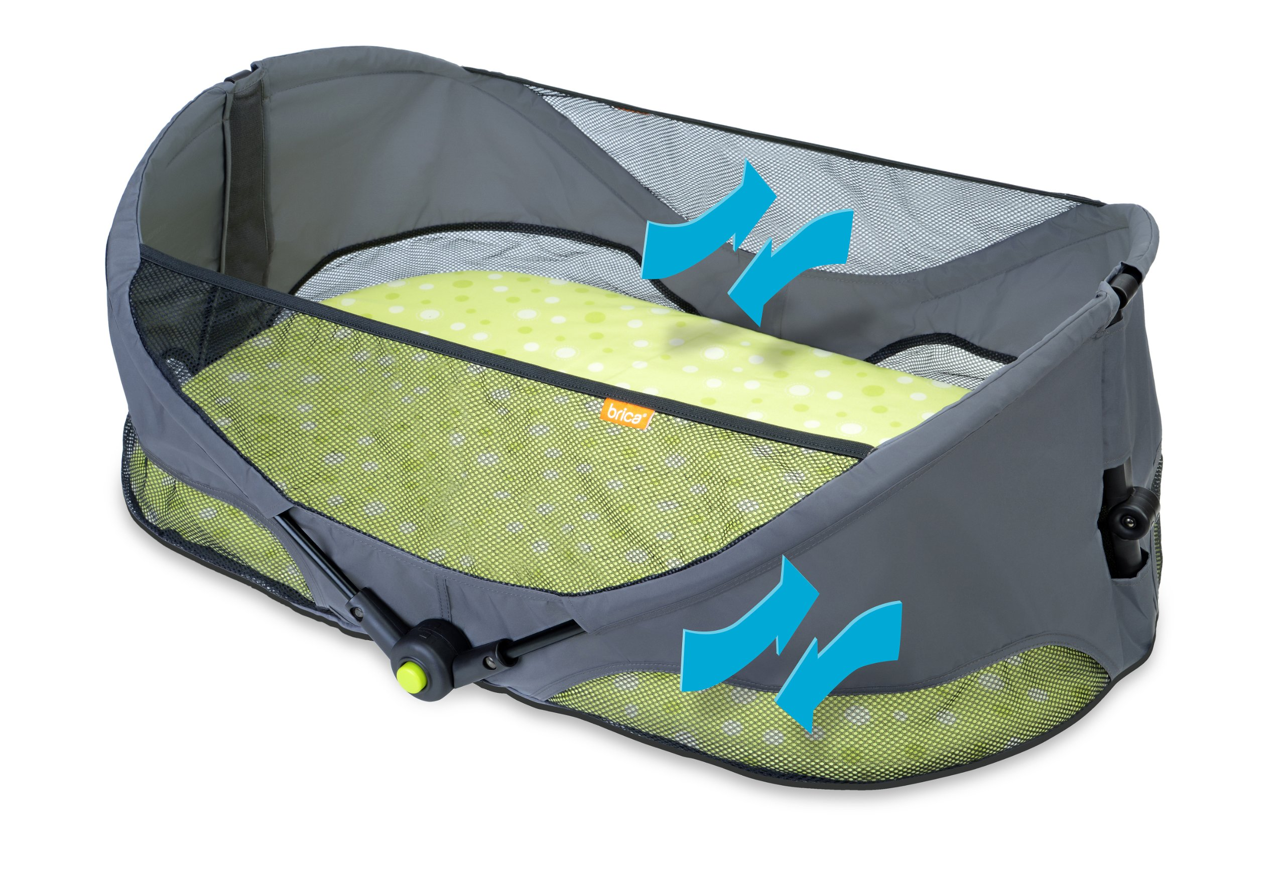 Baby bed for travel - Product Details