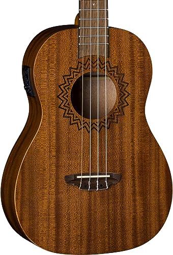 Luna Baritone Acoustic/Electric Ukulele