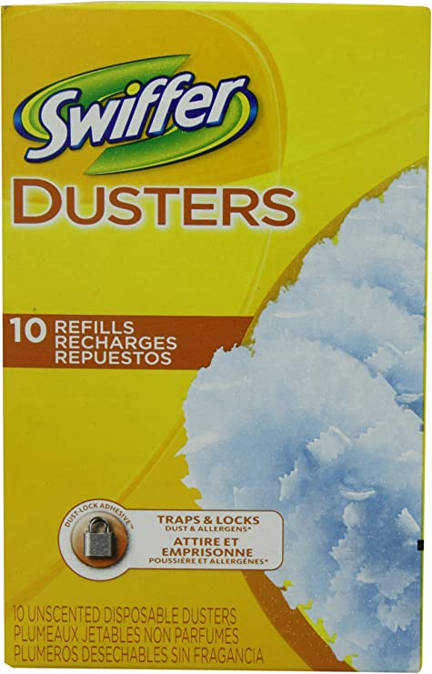 Natural 12 Procter /& Gamble 31821 Pack of 12 Swiffer Dry Sweeping Disposable Cloths 16 ct