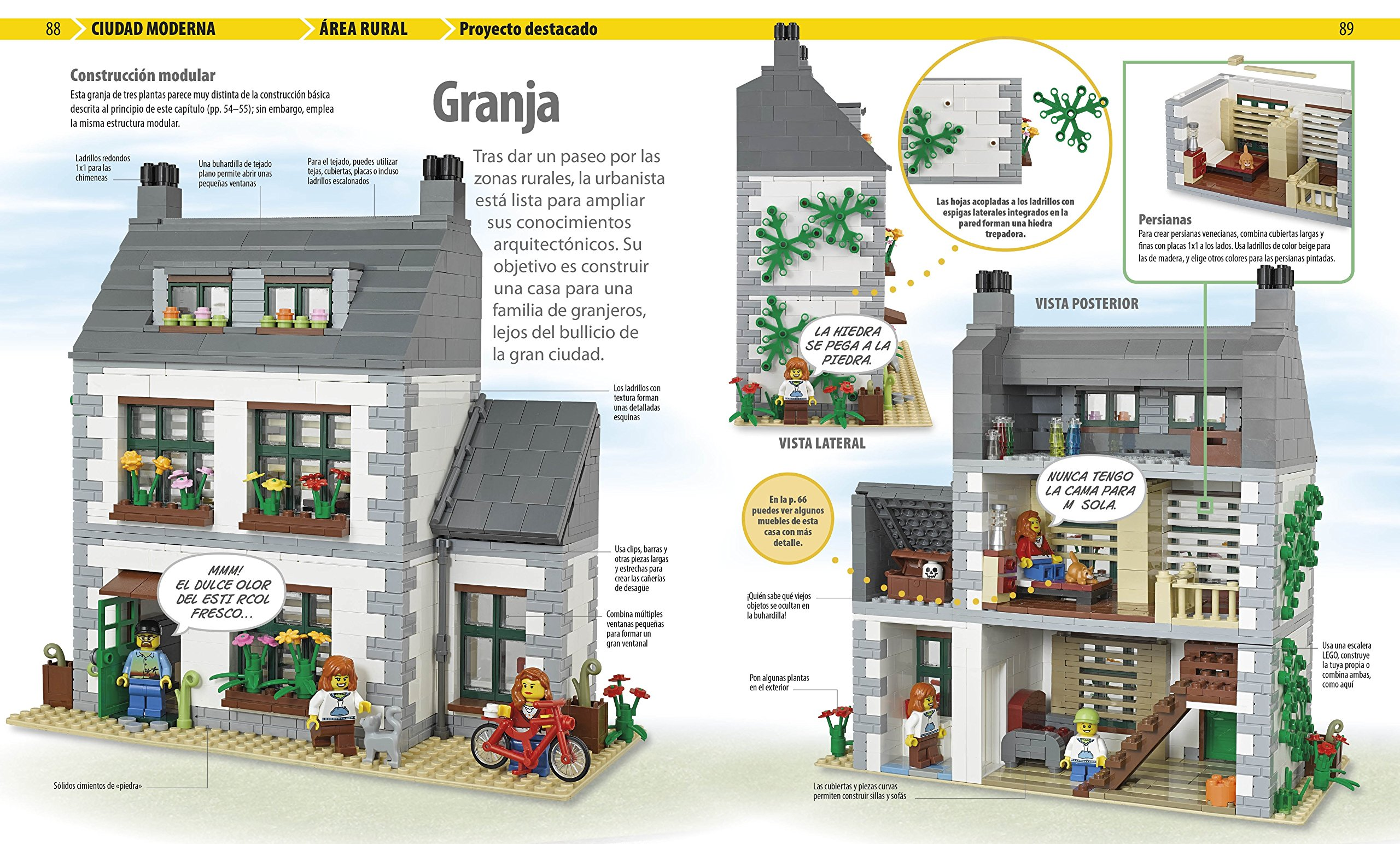 Amazon.com: LEGO. Grandes ideas (9780241249185): Varios ...
