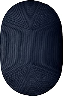 product image for Colonial Mills Boca Raton Area Rug 9x12 Navy