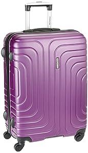 Pronto Cyprus ABS 78 cms Purple Suitcases (6474-PP)