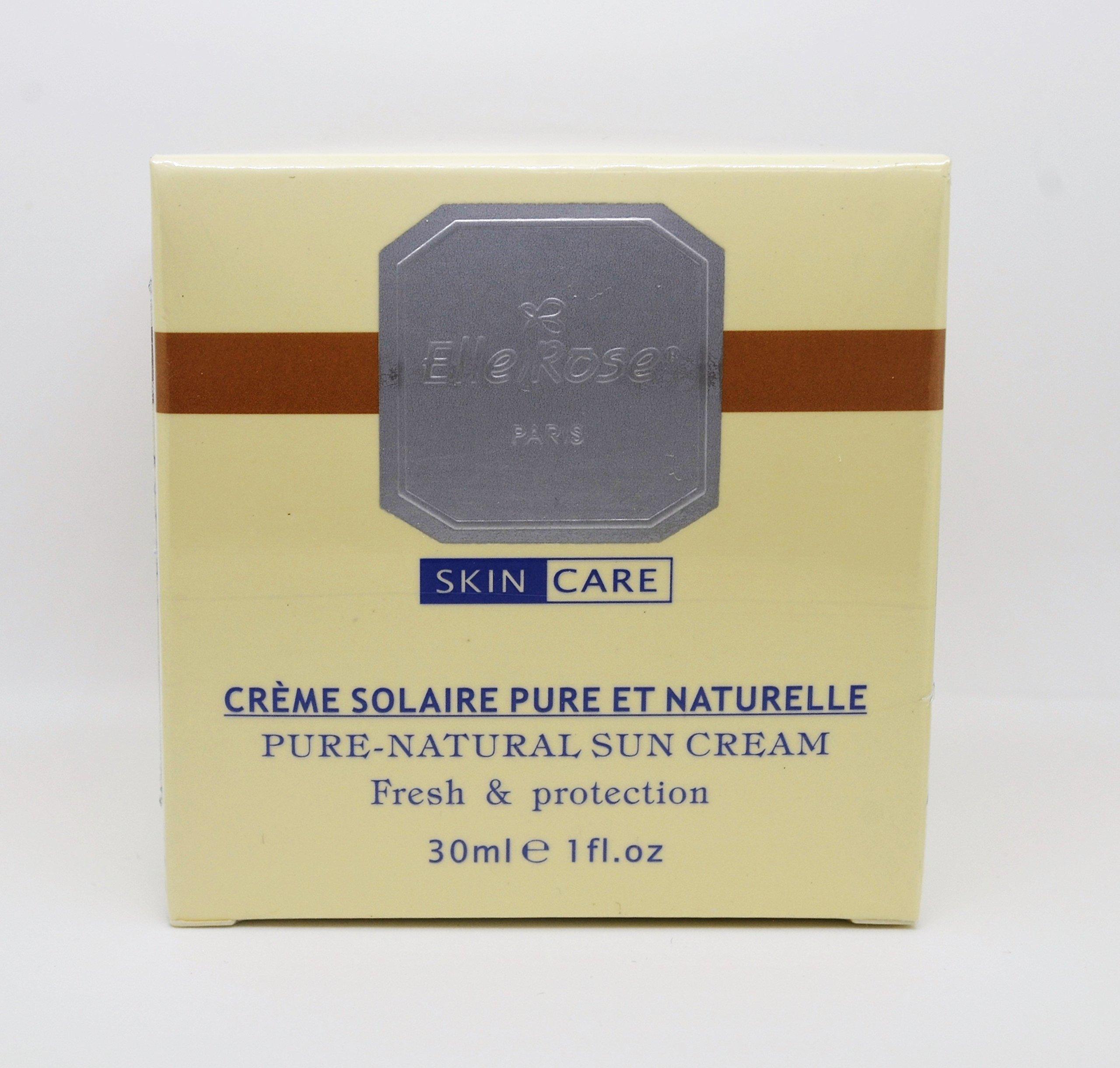 Alitenice Elle Rose Pure Natural Sun Cream Sunscreen 30ml by Alitenice Elle Rose
