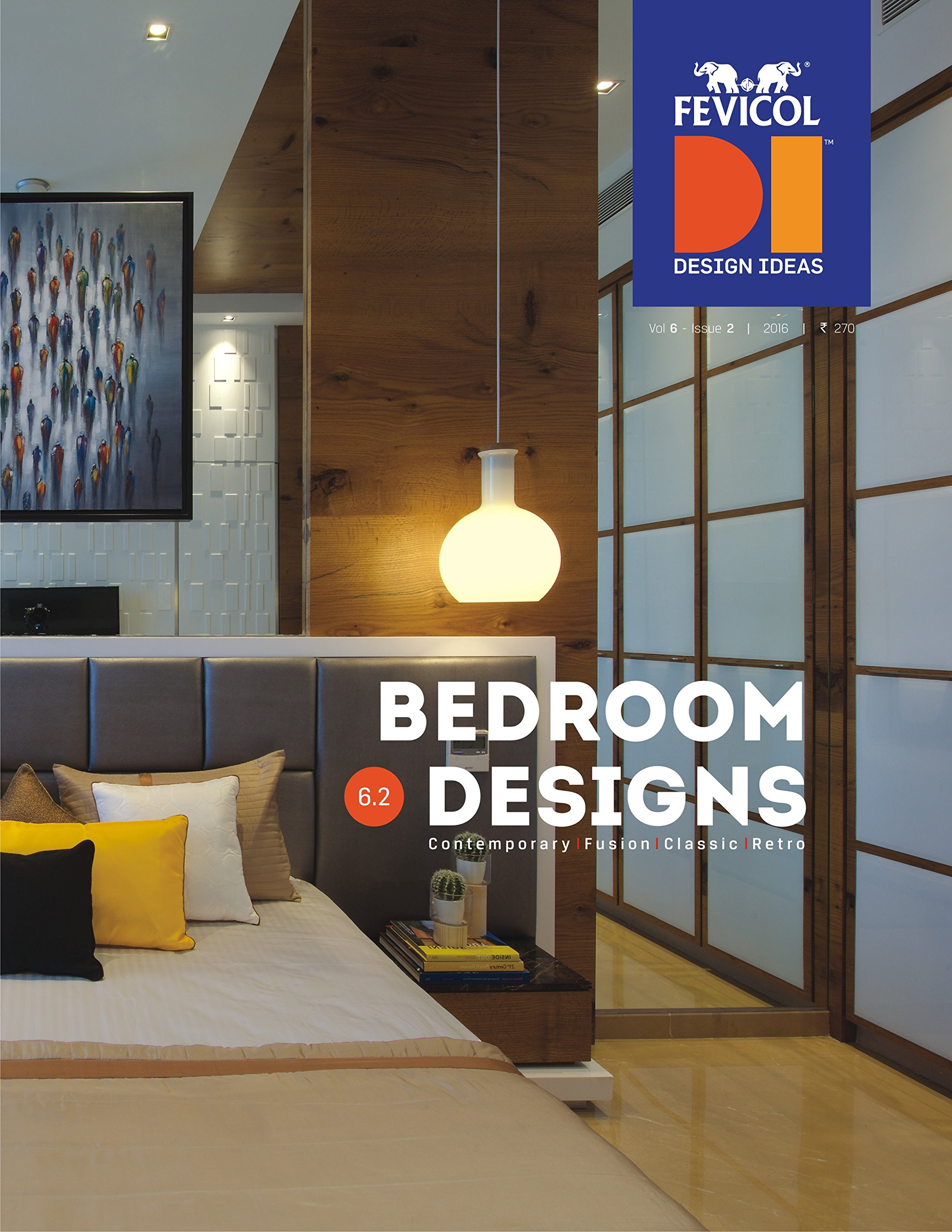Buy Fevicol Design Ideas Bedroom Designs Book Online At Low Prices
