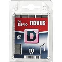 Novus 042-0376 Grapa D 53 F 10 mm 600 St