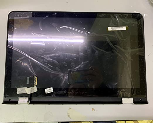 NOT for 2D Version JYLTK 15.6 FHD LCD Screen Display Bezel Frame Touch Digitizer Touch Control Board Assembly 00JT257 for Lenovo ThinkPad S5 Yoga 15 3D Camera Version