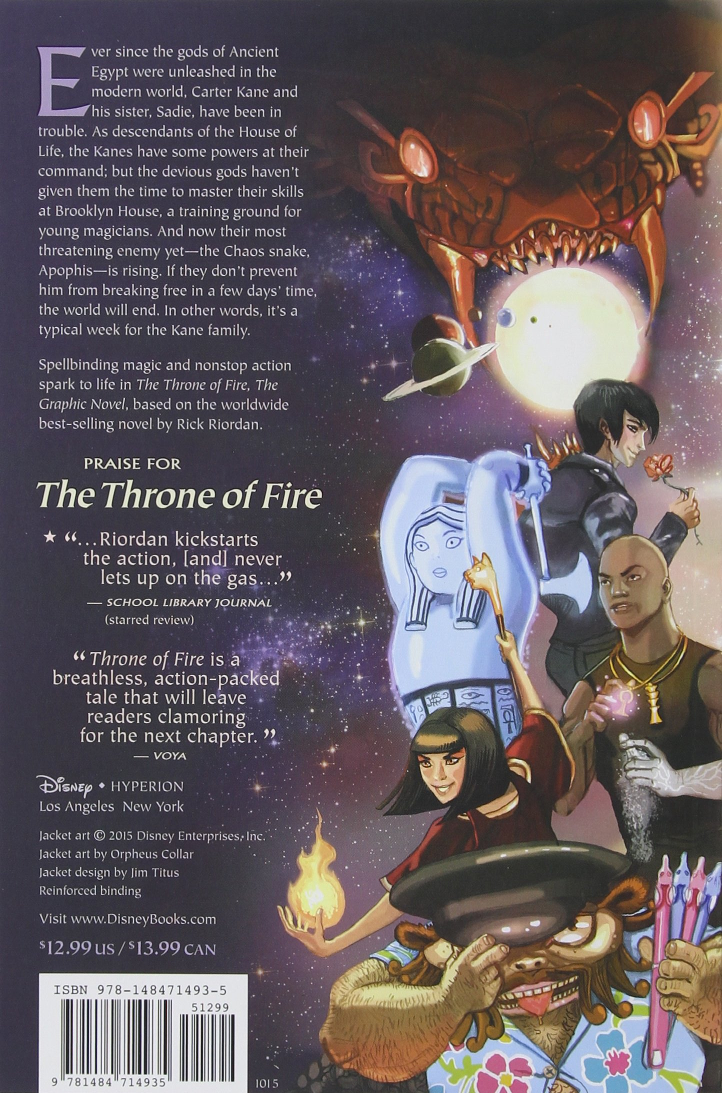 Kane Chronicles The Throne Of Fire Ebook