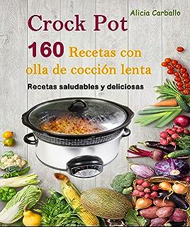 Recetas de cocina con Crock-Pot (El Rincón Del Paladar) eBook: Susaeta Ediciones S A, Cuenca, Rocio, Uriel, Roberto: Amazon.es: Tienda Kindle