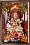 Youth Infomedia Lord Dakshinamoorthy Acrylic Photo Frame (25.4 cms x 20.32 cms)