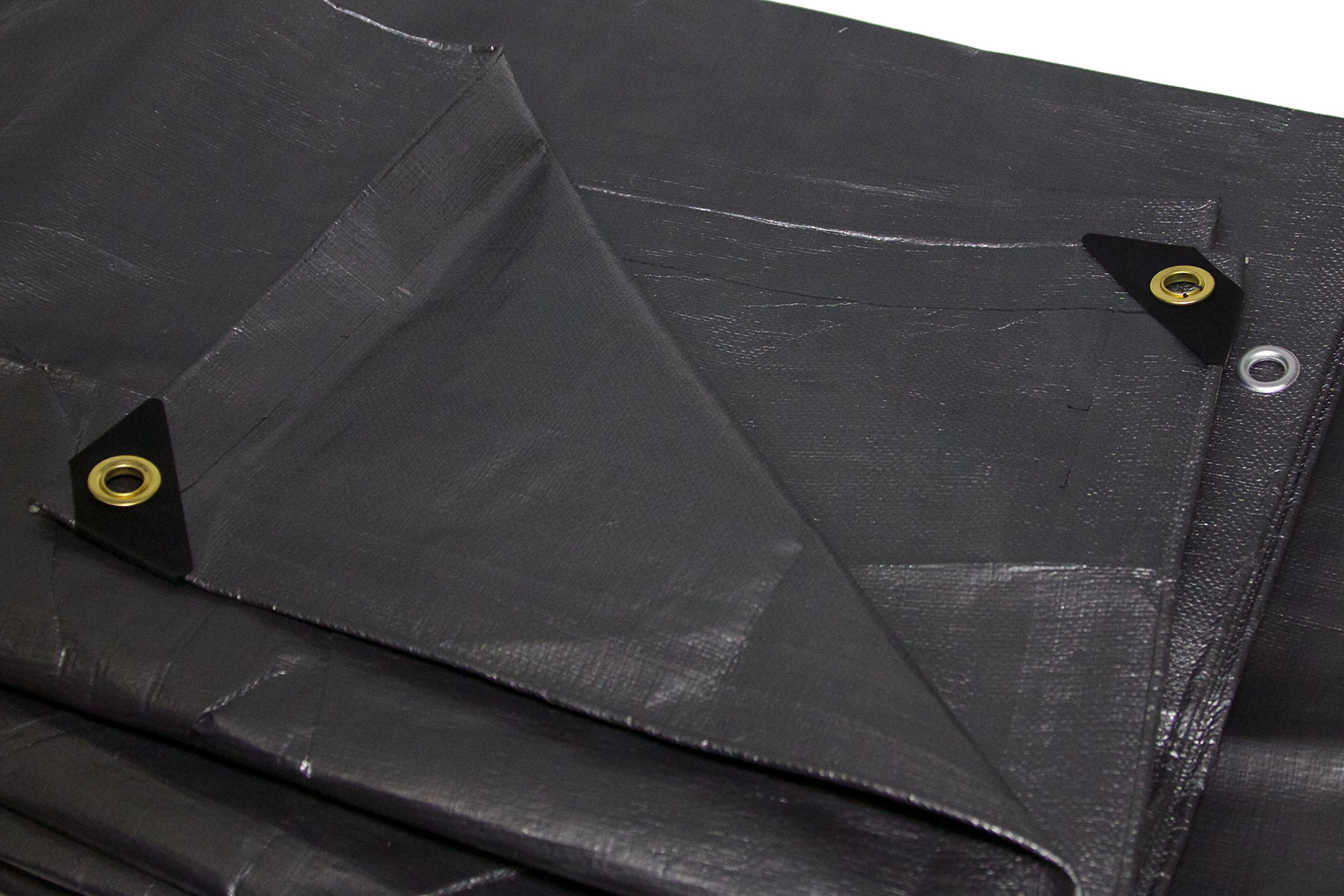 12ft. x 20ft. Silver Replacement Tarp for 10ft. x 20ft. Canopy by Tarps Direct