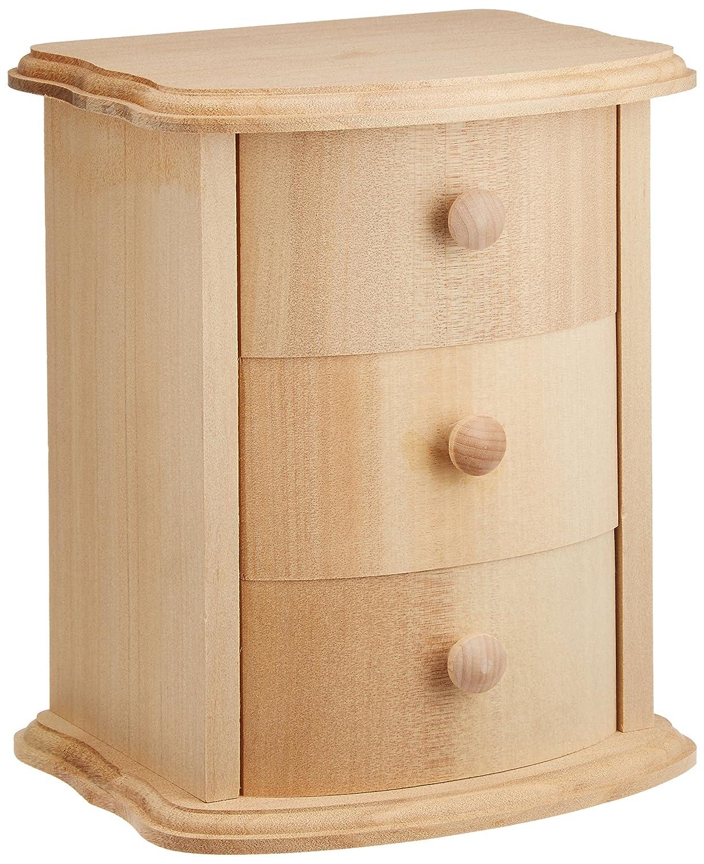 Three 543-8082 Setoko jewelry box drawer (japan import)