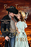 Lands of Fire: Arizona Historicals Book 6,  The Taggerts