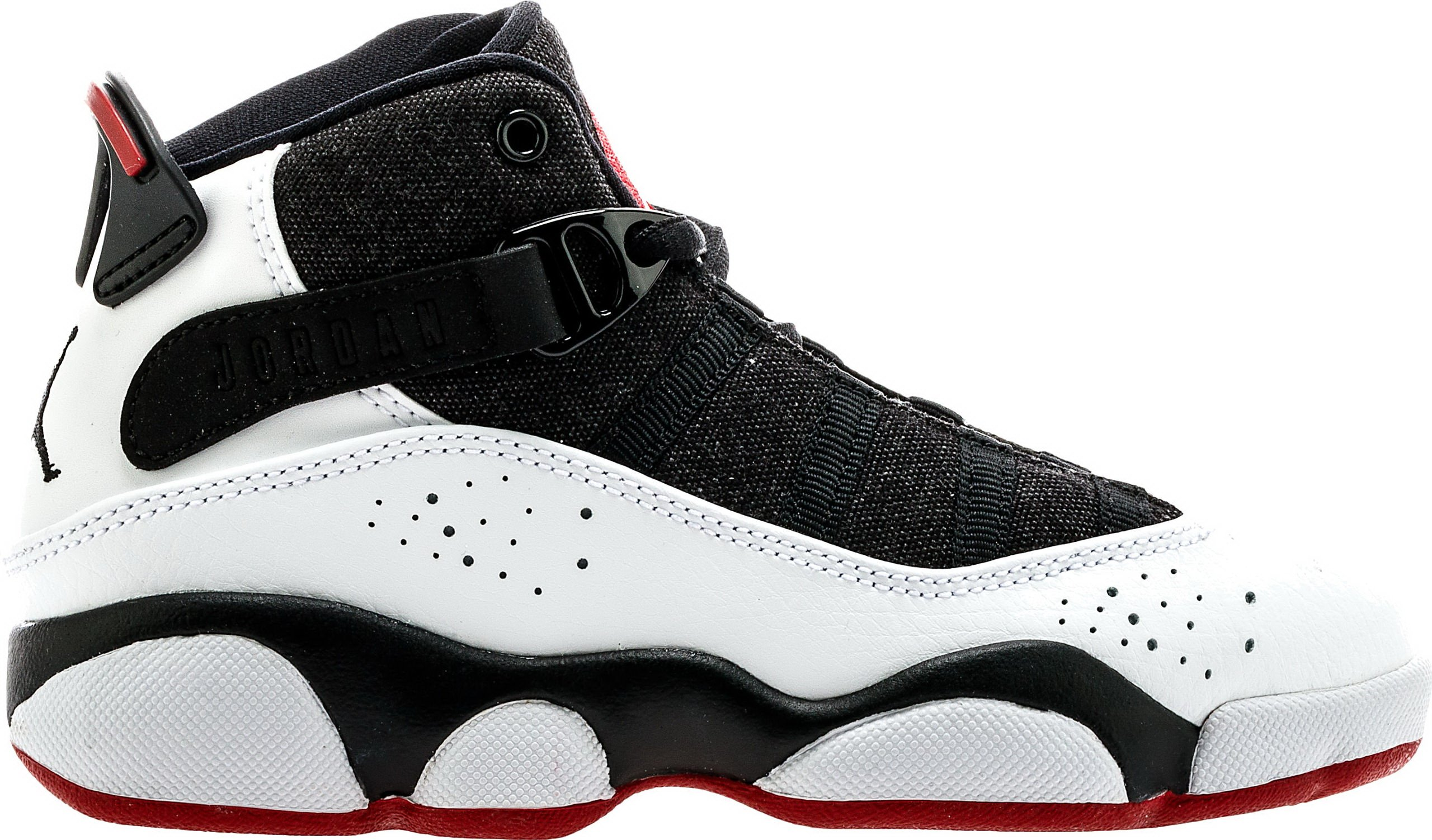 Jordan 323432-012 Air Jordan 6 Rings Preschool Basketball Shoe …
