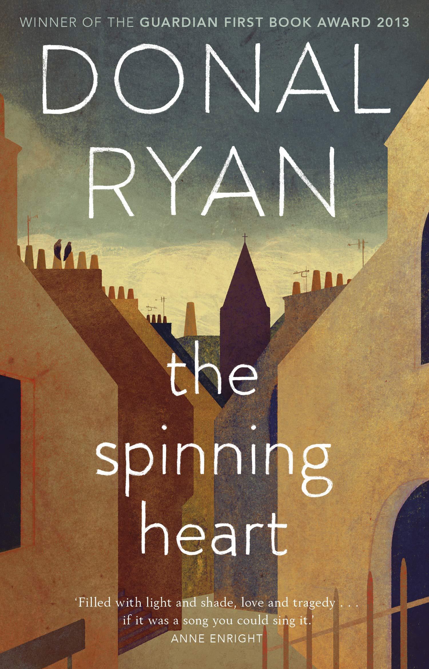 The Spinning Heart: Amazon.es: Ryan, Donal: Libros en idiomas ...