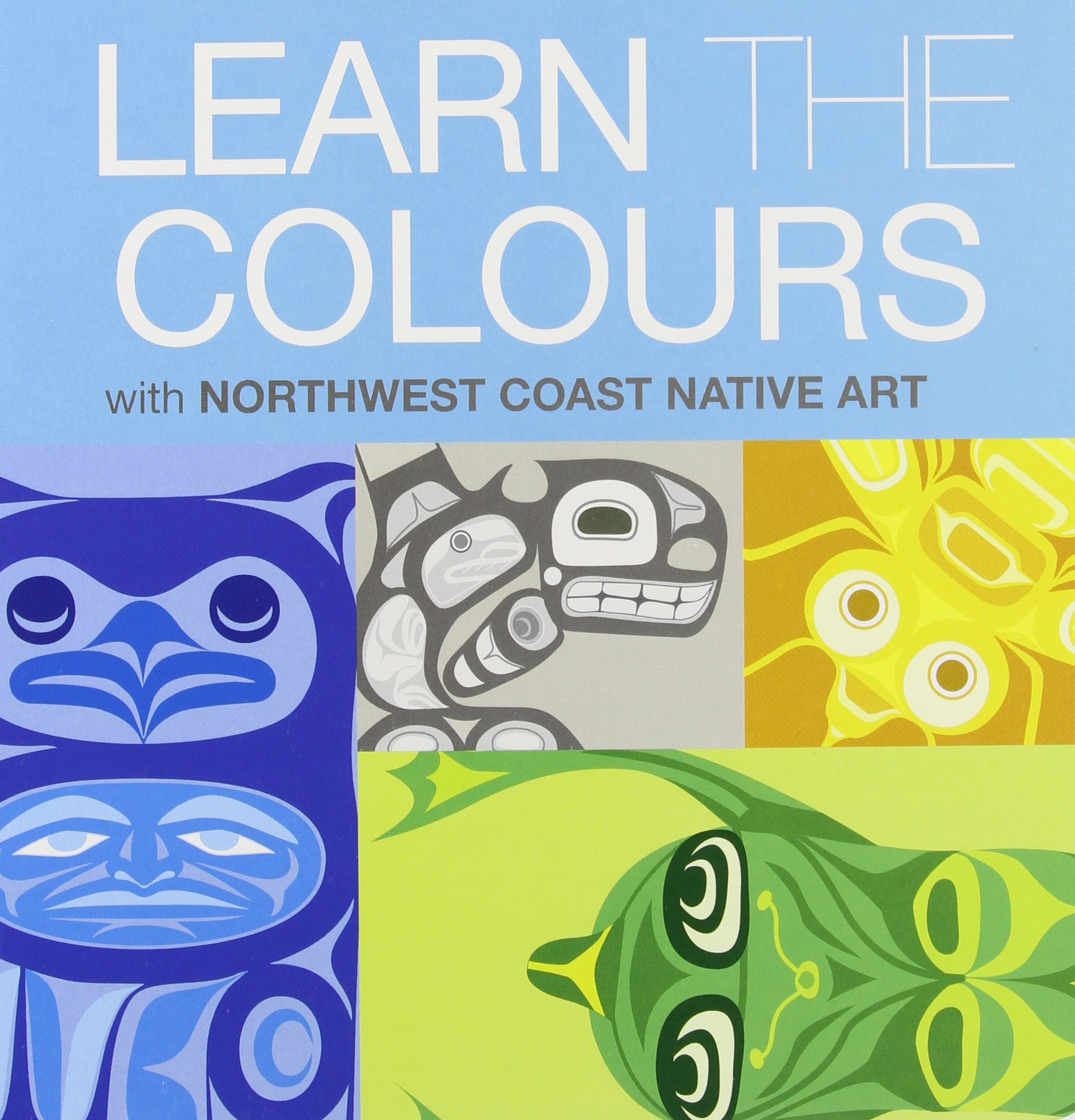Learn the Colours ebook
