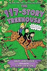 The 117-Story Treehouse: Dots, Plots & Daring Escapes! (The Treehouse Books Book 9) Kindle Edition
