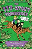 The 117-Story Treehouse: Dots, Plots & Daring Escapes! (The Treehouse Books (9))