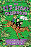 The 117-Story Treehouse: Dots, Plots & Daring Escapes! (The Treehouse Books Book 9)