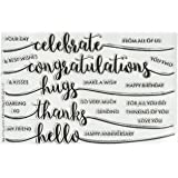 Avery Elle Clear Stamp Set 4-inch x 6-inch-Sentimental, Other, Multicoloured