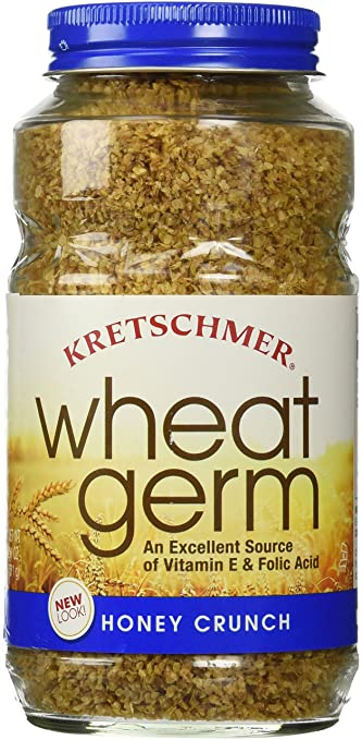 wheat germ breakfast bar recipe