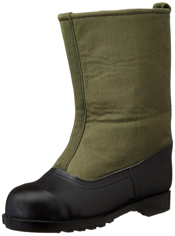 [エンゼル] 特殊安全靴 防寒作業靴 A-60  6B079 B01LZ9ZCW6 グリーン 25.0 cm