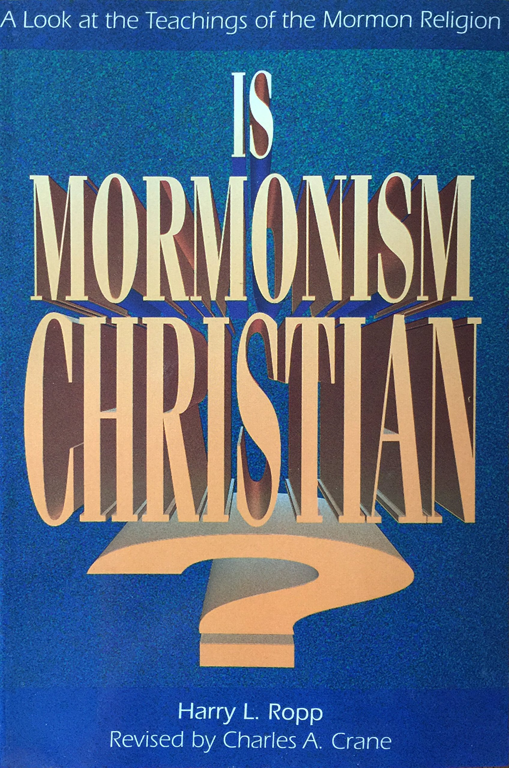 is mormon a christian religion