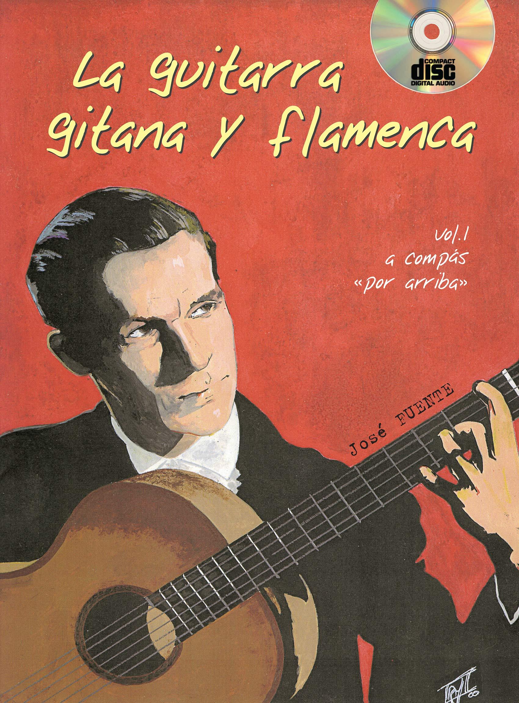 La guitarra gitana y flamenca Volumen 1 - 1 Libro + 1 CD: Amazon ...