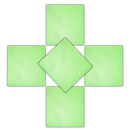 Neon Green Glitter Heat Transfer Vinyl Sheets/HTV 5 Pack Bundle/Cricut,  Silhouette Cameo, Iron On Or Heat Press Machine/Make Amazing T Shirts USA