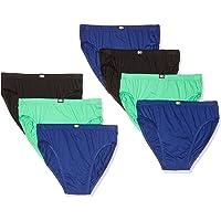 Rio Men's Underwear Cotton Bikini Brief 7 Pack