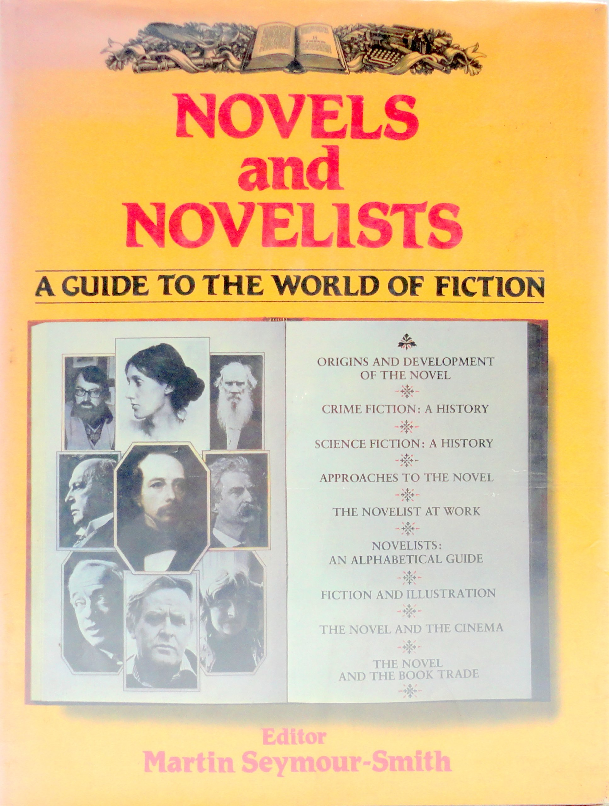 Guide novel view larger photo array novels and novelists a guide to the world of fiction martin rh amazon com fandeluxe Image collections
