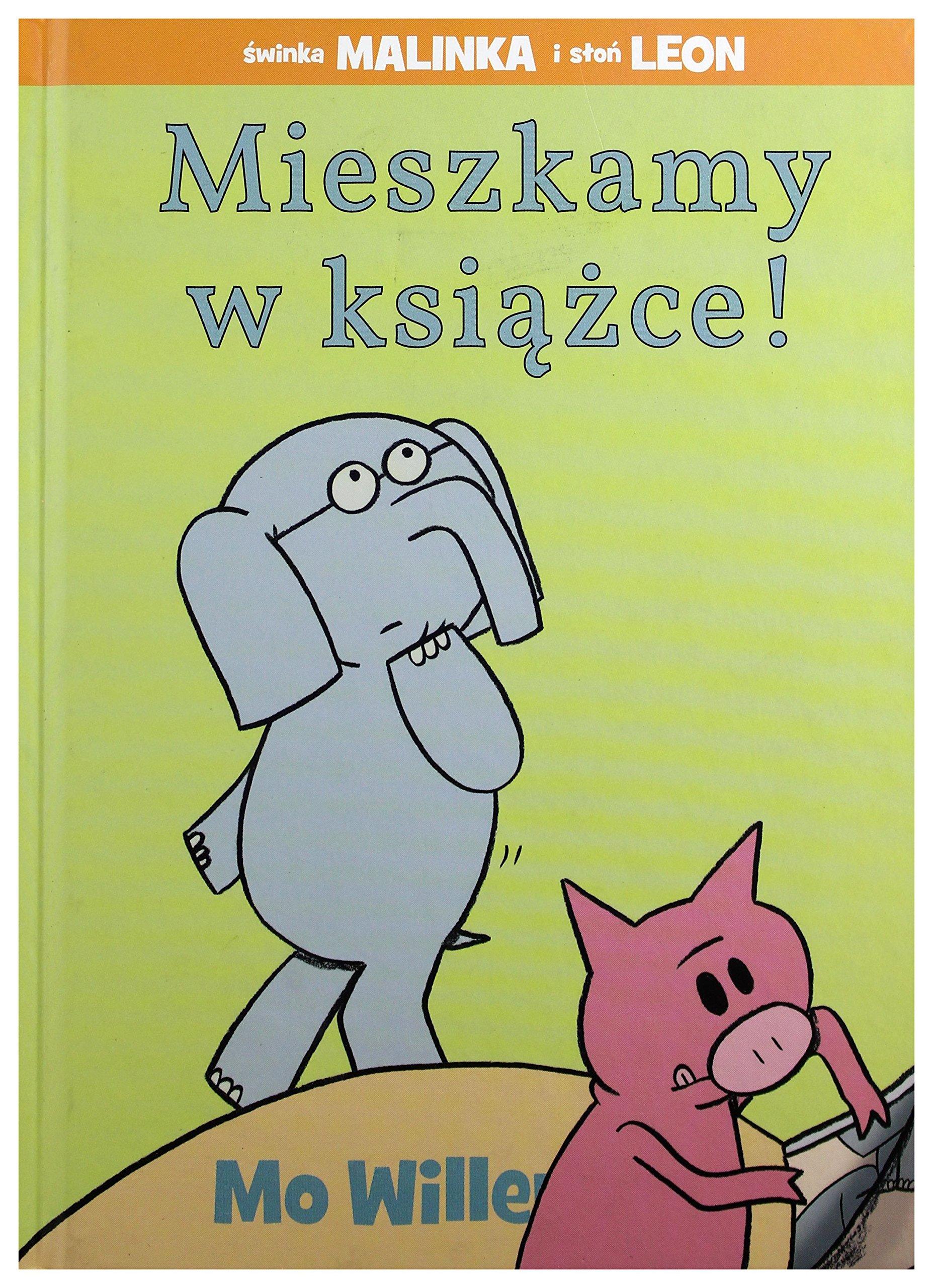 Mieszkamy w książce! image cover