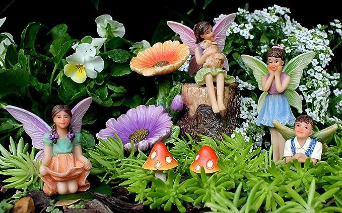 Fairy Garden Accessories S3 Select Type