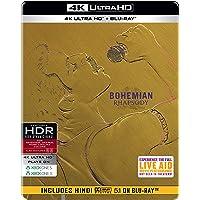 Bohemian Rhapsody (Steelbook) (4K UHD & HD)
