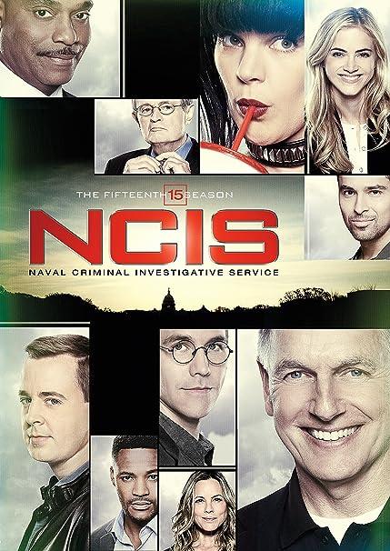 Ncis: The Fifteenth Season by Amazon