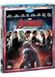 Avengers: Era de Ultrón [Blu-Ray + DVD]