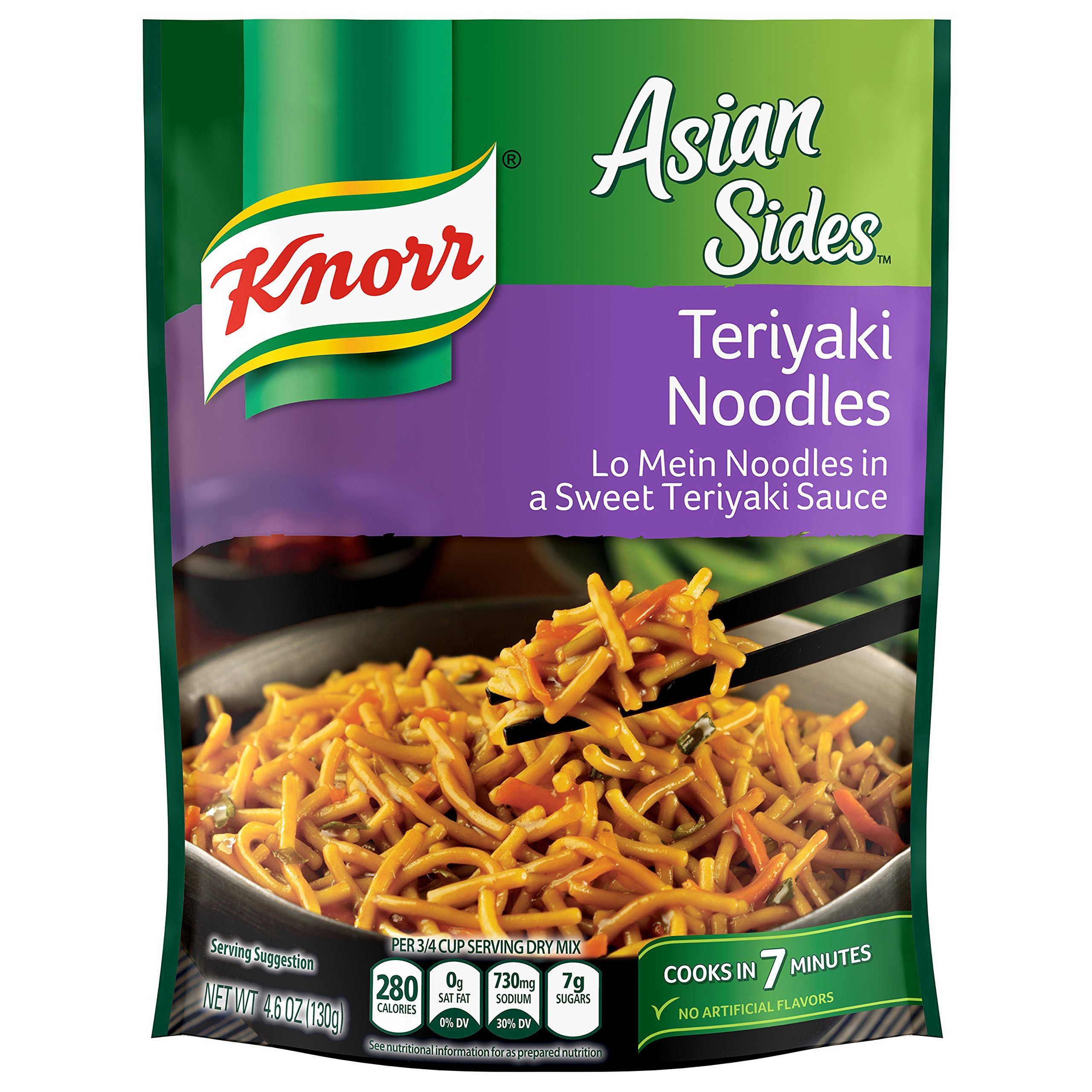 Amazon Com Knorr Asian Sides Rice Side Dish Chicken