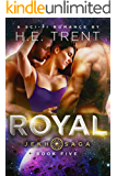 Royal: A Sci-Fi Romance (The Jekh Saga Book 5) (English Edition)