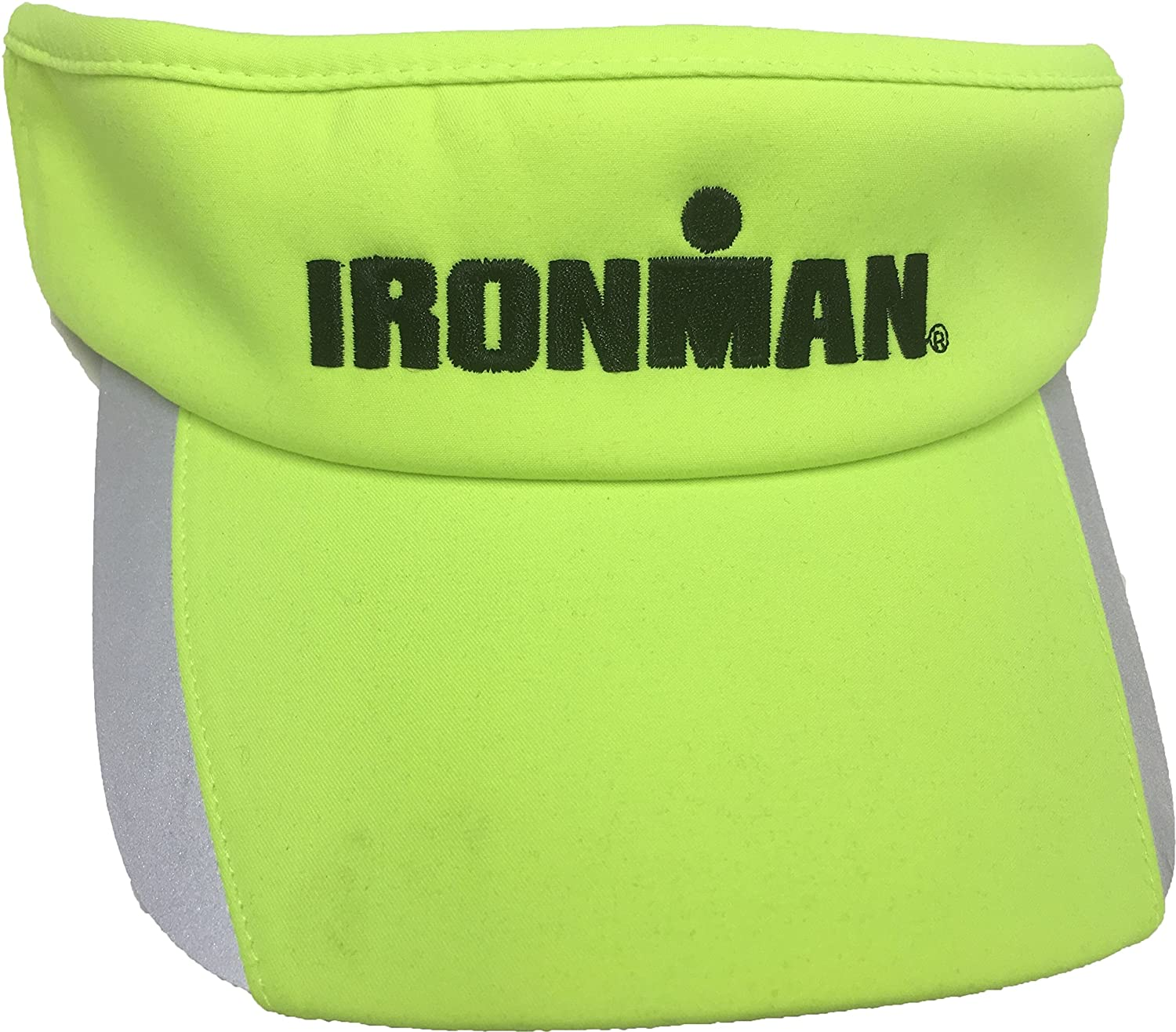 Yellow IRONMAN High Visibility Visor