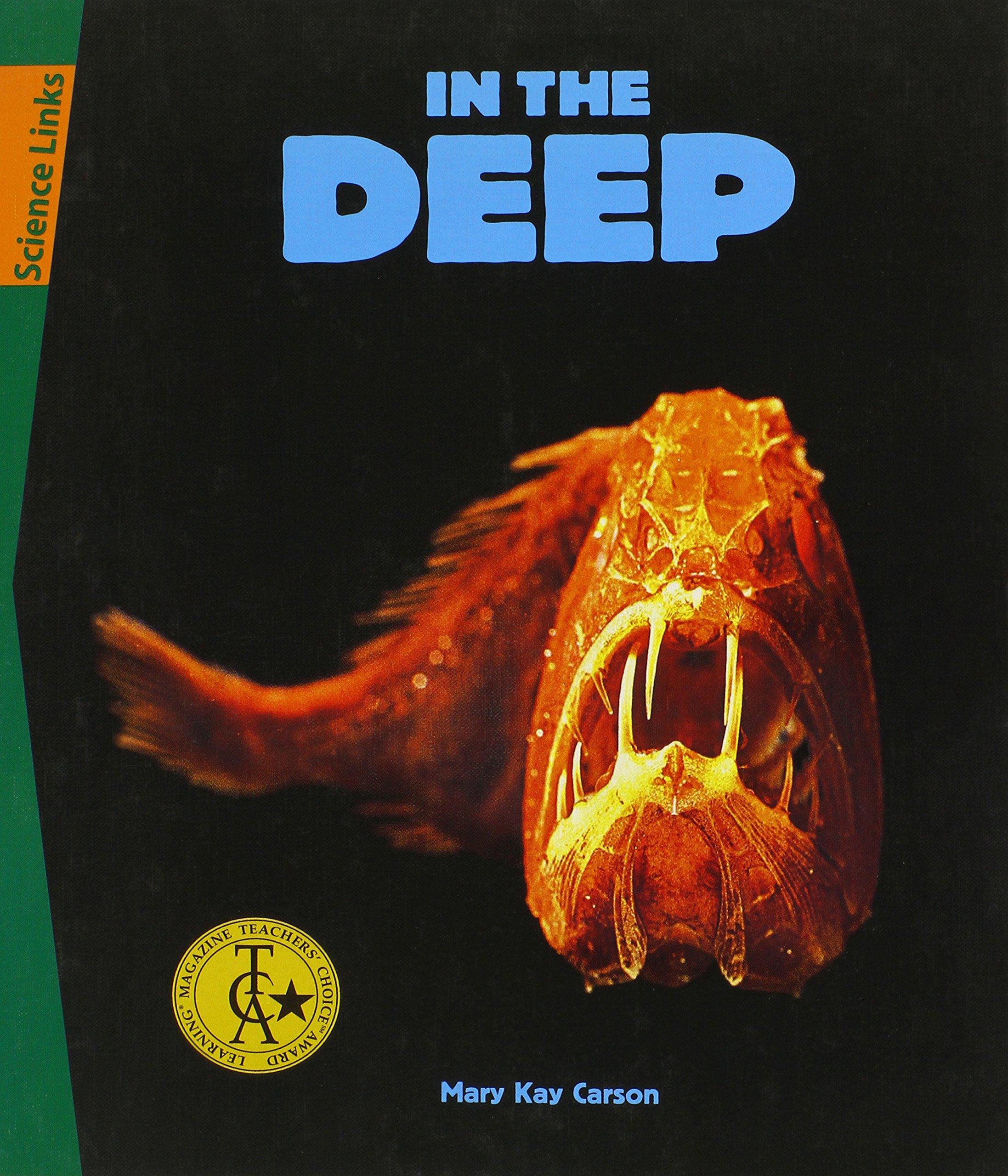 In the Deep (Science Links) pdf epub