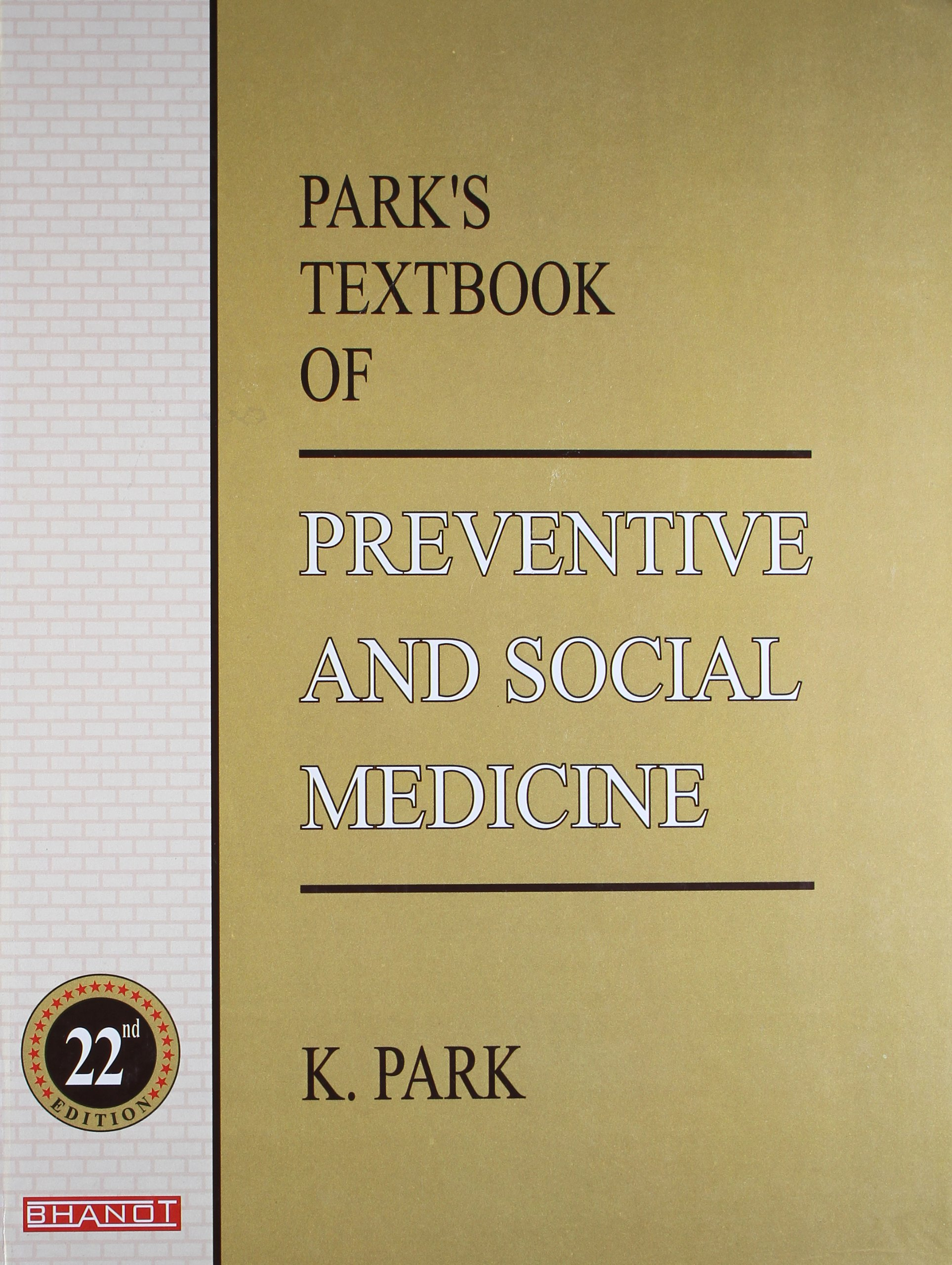 Parks textbook of preventive and social medicine 24th edition pdf.