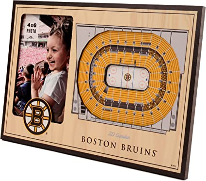 NHL 3D StadiumViews Picture Frame