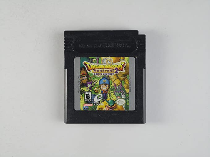 Dragon Warrior Monsters 2 Cobis Journey (GBC): Amazon.es ...