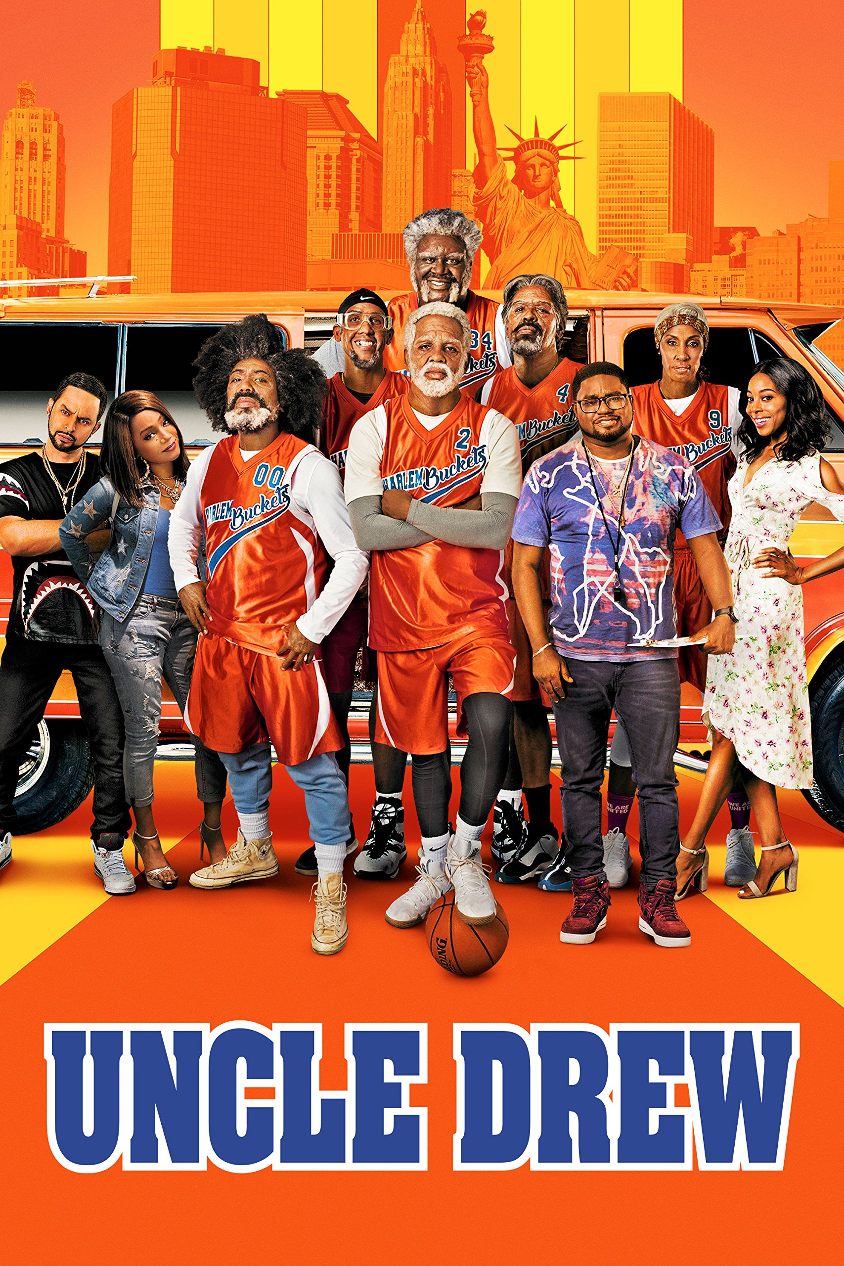4K Blu-ray : Uncle Drew (With Blu-ray, 4K Mastering, 2 Pack, 2PC)