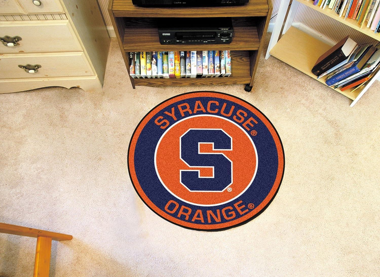 FANMATS 18638 Syracuse University Roundel Mat