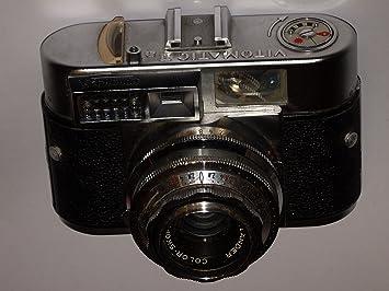Voigtländer icarex Vitomatic II a - Pantalla pequeña cámara ...