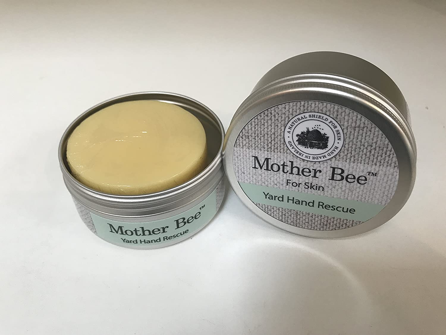 Mother Bee Yard Hand Rescue Cream Dry Cracked hands