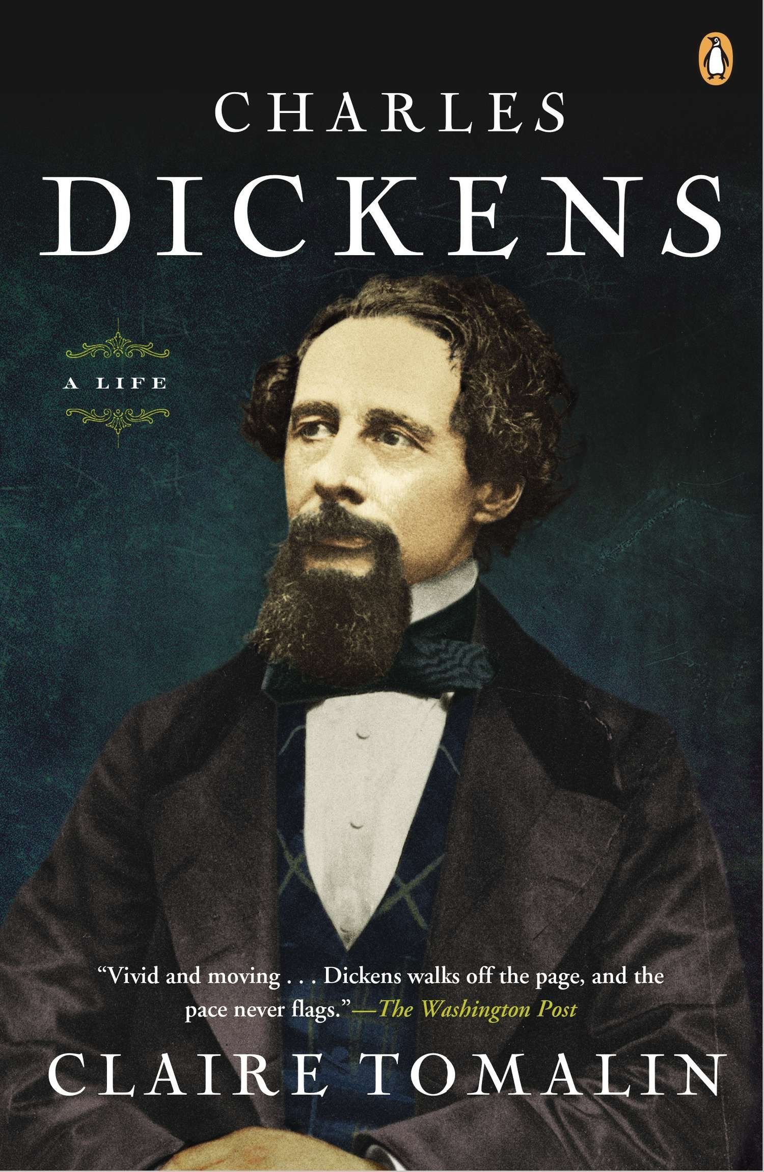 Image result for charles dickens a life by claire tomalin images