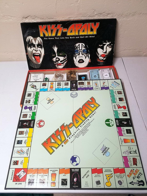 KISS-OPOLY by Kiss Catalog, LTD: Amazon.es: Juguetes y juegos