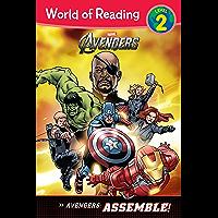 The Avengers: Assemble! (Level 2) (Marvel Reader (ebook)) (English Edition)