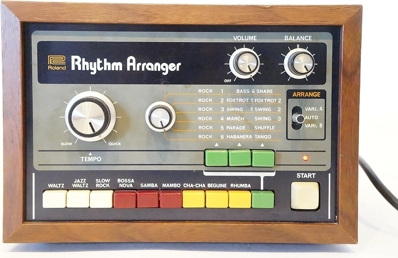 Roland Vitnage Drum Machine Tr-66